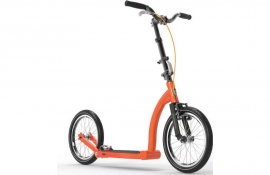 Swifty scooter SwiftyONE MK3 Vibrant Orange and Black 2016